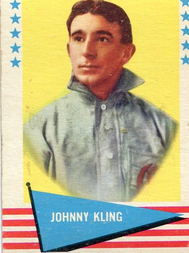 Photo of 1961 Fleer #52 Johnny Kling