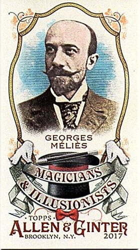 Photo of 2017 Topps Allen and Ginter Mini Magicians and Illusionists #MI15 Georges Melies