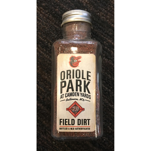 Photo of Dirt Jar: Game-Used
