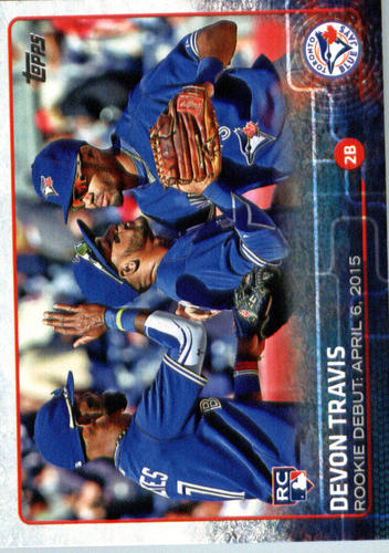 Photo of 2015 Topps Update #US378 Devon Travis RD