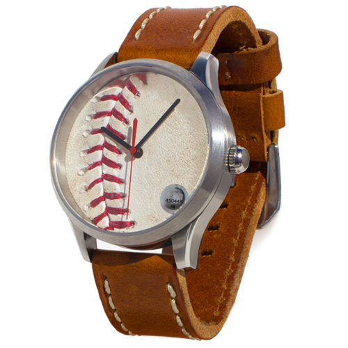 Photo of Los Angeles Dodgers Game-Used Baseball Watch