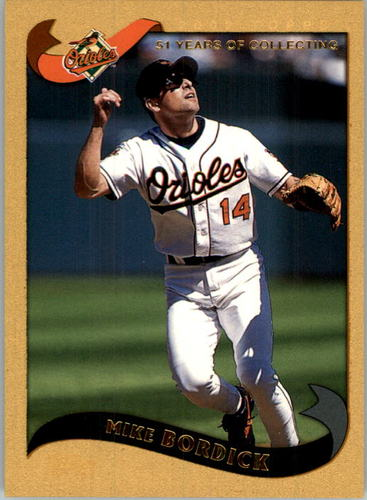 Photo of 2002 Topps Gold #153 Mike Bordick