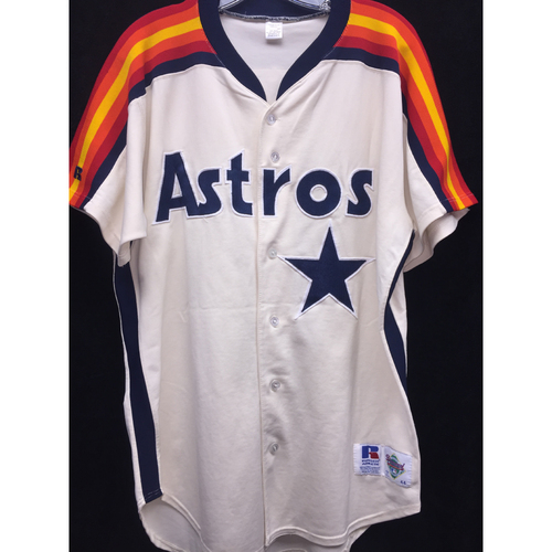 Photo of 1993 Astros Road Jersey, #16 James (Size 44)