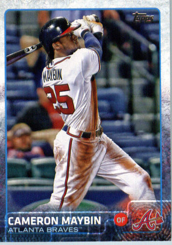Photo of 2015 Topps Update #US379 Cameron Maybin
