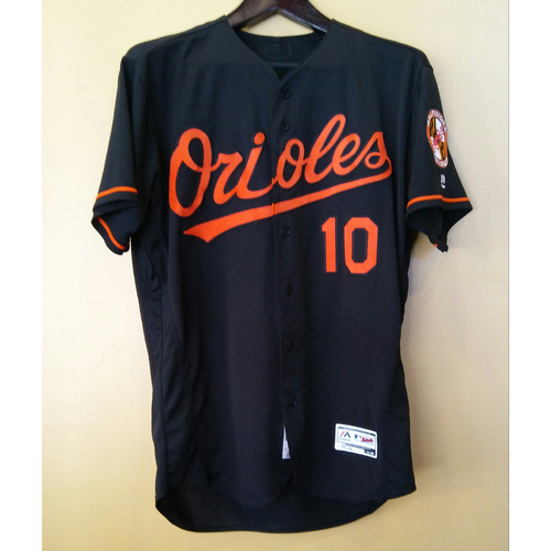 Photo of Adam Jones - HR Jersey:  Game-Used