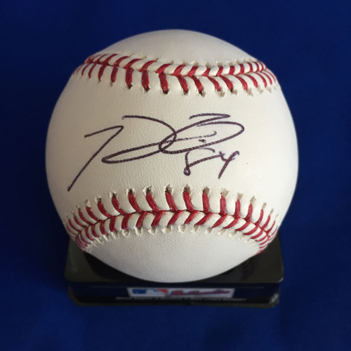 Photo of UMPS CARE AUCTION: Prince Fielder Signed Baseball
