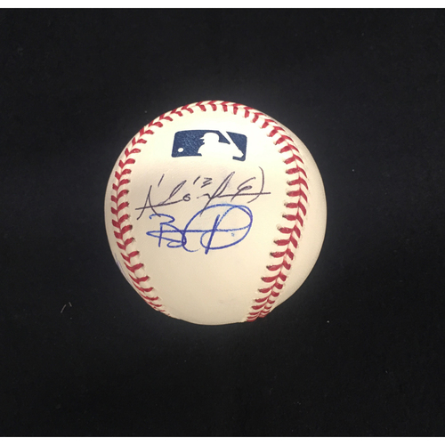 Photo of Braves Charity Auction - 2017 Atlanta Braves Infielders Autographed Baseball