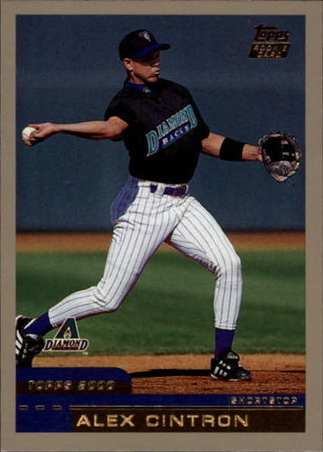 Photo of 2000 Topps Traded #T14 Alex Cintron RC
