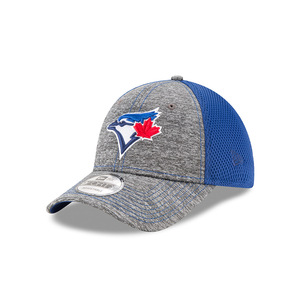 Toronto Blue Jays Shadow Turn Adjustable Cap Grey by New Era