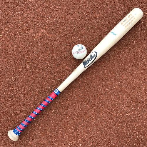 Photo of San Francisco Giants - Game-Used Bat and Baseball - Hunter Pence Broken Bat plus Baseball (matching markings on bat and ball)