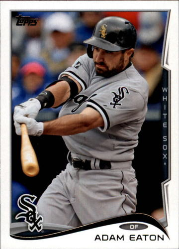 Photo of 2014 Topps Update #US62A Adam Eaton