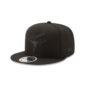 Toronto Blue Jays Side Reflect Snapback Cap Black by New Era
