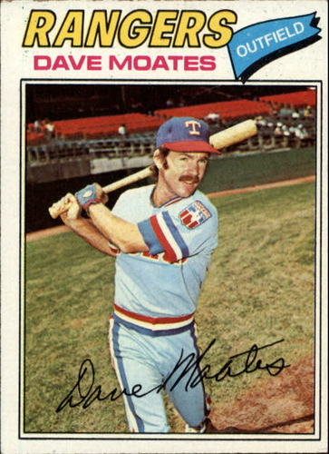 Photo of 1977 Topps #588 Dave Moates