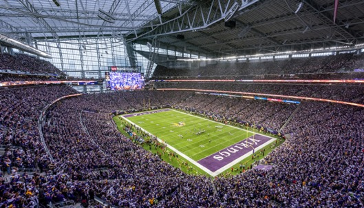 MINNESOTA FOOTBALL GAME: 12/29 VS. CHICAGO (4 SUITE TICKETS + PARKING)