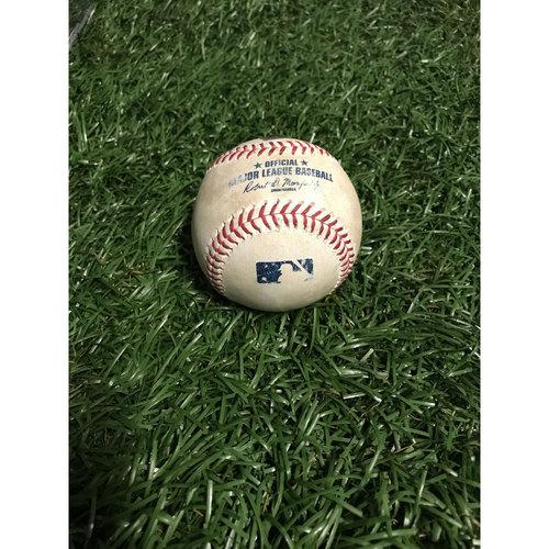 Photo of Game-Used Baseball: Kole Calhoun Double off Matt Andriese