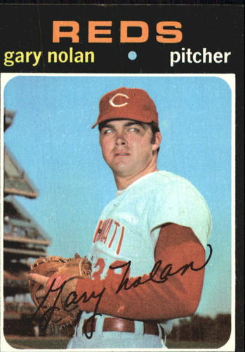 Photo of 1971 Topps #75 Gary Nolan