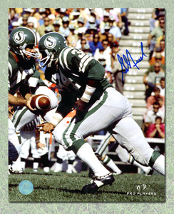 George Reed Saskatchewan Roughriders Autographed 16x20 Photo