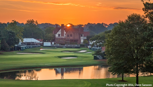 DON'T MISS THE EAST LAKE INVITATIONAL IN ATLANTA (SATURDAY) - PACKAGE 3 OF 6