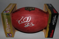 NFL - SEAHAWKS RICHARD SHERMAN SIGNED AUTHENTIC FOOTBALL