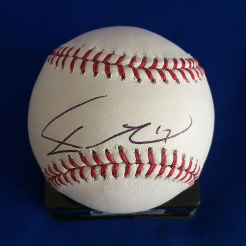 Photo of UMPS CARE AUCTION: Yu Darvish Signed Baseball