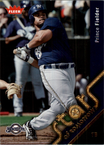Photo of 2006 Fleer Stars of Tomorrow #ST9 Prince Fielder