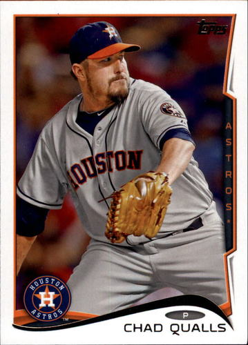 Photo of 2014 Topps Update #US65 Chad Qualls