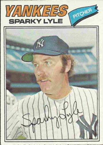 Photo of 1977 Topps #598 Sparky Lyle