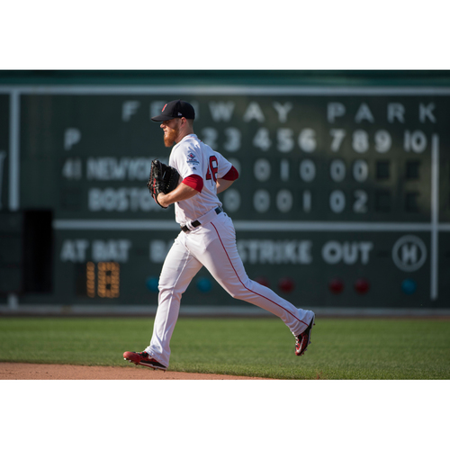 Photo of Red Sox Foundation 15th Anniversary - Craig Kimbrel Game-Used and Autographed Jersey