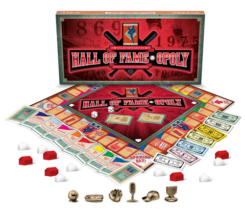 Reds Hall of Fameopoly