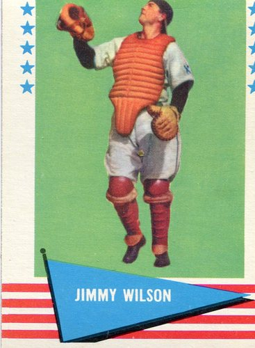 Photo of 1961 Fleer #88 Jimmy Wilson