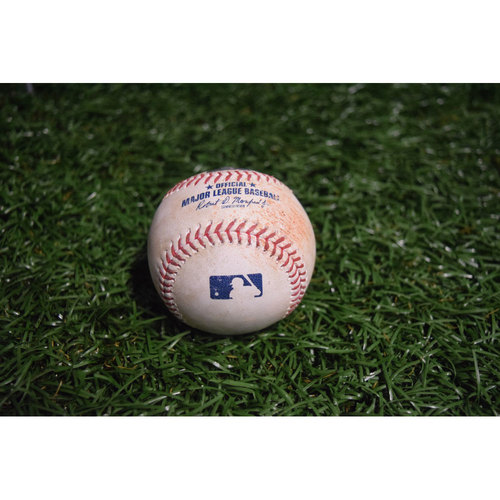 Photo of Game-Used Baseball: Evan Longoria RBI Single off Jose Quintana