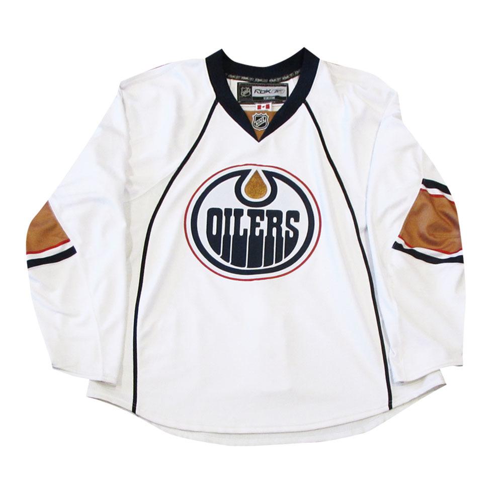 Edmonton Oilers Reebok Pro Jersey 2007-10 - Size 56