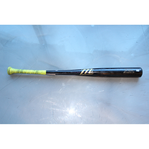 Photo of Game-Used Broken Bat: Melky Cabrera (Jose Bautista Model - MIN at KC - 9/9/17)