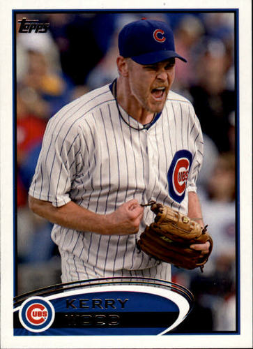 Photo of 2012 Topps #574 Kerry Wood