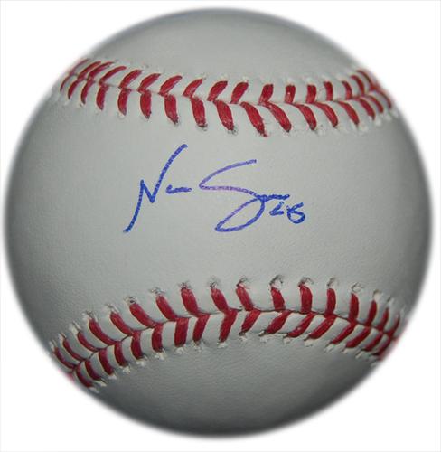 Photo of Noah Syndergaard - Autographed Major League Baseball