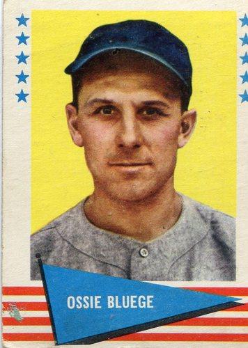 Photo of 1961 Fleer #93 Ossie Bluege