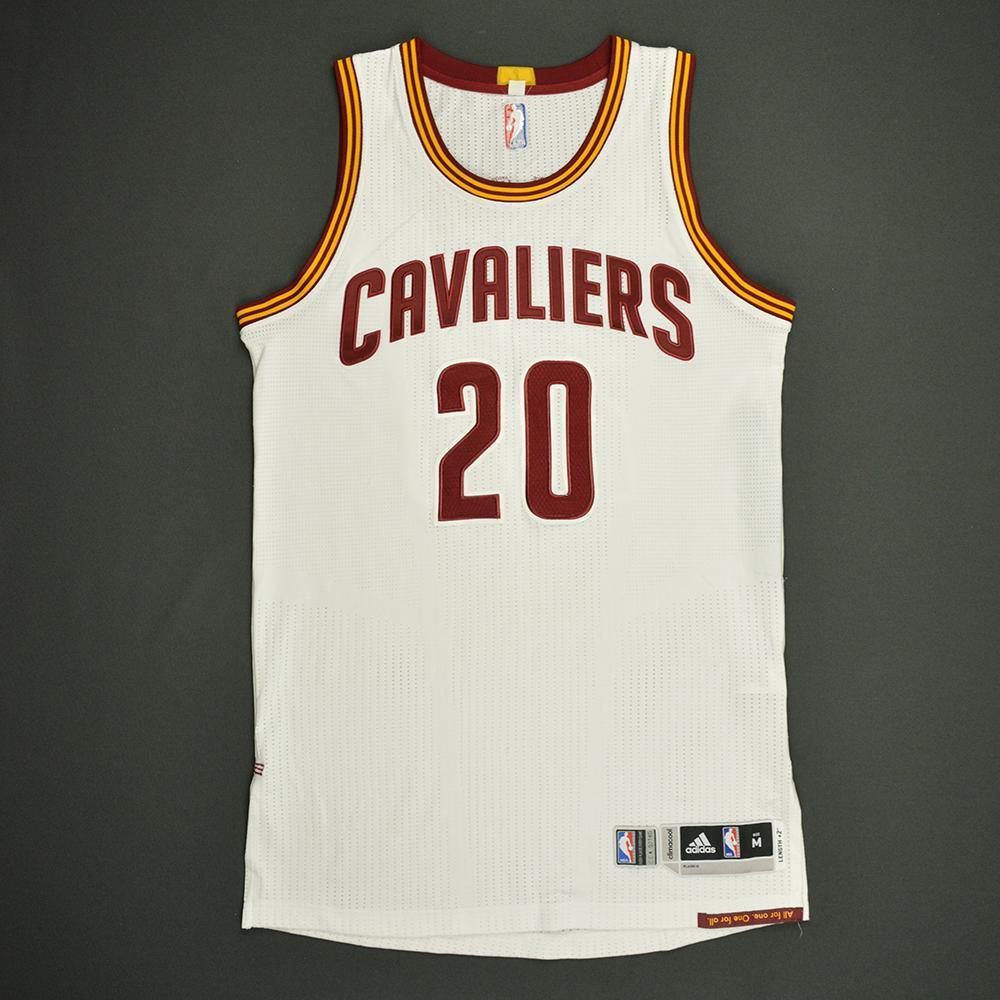 Kay Felder - Cleveland Cavaliers - Game-Issued Rookie Season Jersey - 2016-17 Season