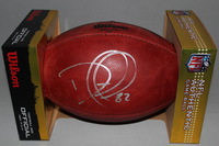 NFL - TITANS DELANIE WALKER SIGNED AUTHENTIC FOOTBALL