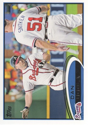 Photo of 2012 Topps #565 Dan Uggla
