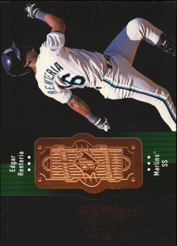 Photo of 1998 SPx Finite #277 Edgar Renteria