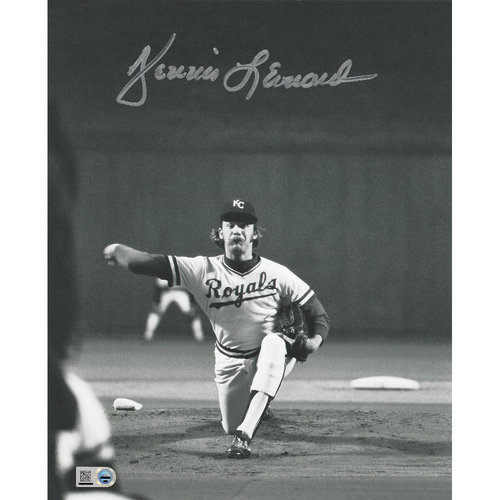 Photo of Dennis Leonard Autographed Photo