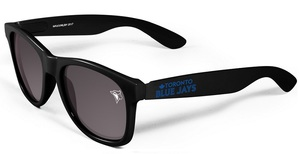 Toronto Blue Jays Bleacher Wayfarer Sunglasses by Maxx HD Sunglasses