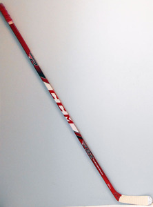 #39 Anthony Mantha Game Used Stick - Autographed - Detroit Red Wings