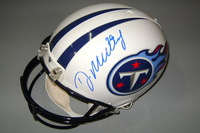 NFL - TITANS DEMARCO MURRAY SIGNED TITANS PROLINE HELMET