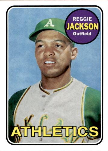 Photo of 2017 Topps Rediscover Topps #RT3 Reggie Jackson
