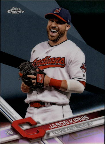 Photo of 2017 Topps Chrome Refractors #164 Jason Kipnis