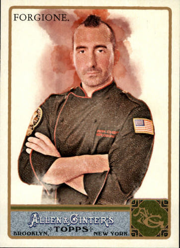 Photo of 2011 Topps Allen and Ginter #11 Marc Forgione