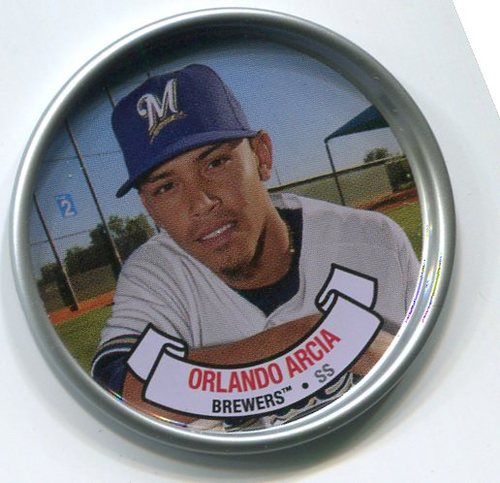 Photo of 2017 Topps Archives Coins #C6 Orlando Arcia