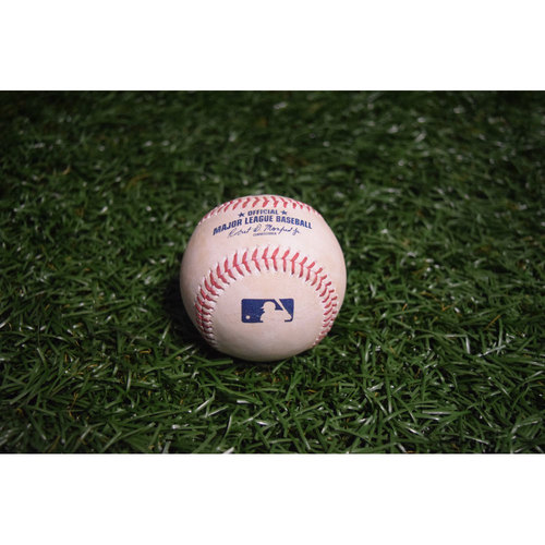 Photo of Game-Used Baseball: Colby Rasmus RBI Single off Andrew Triggs