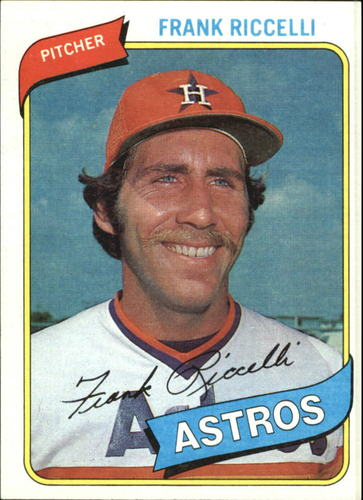 Photo of 1980 Topps #247 Frank Riccelli